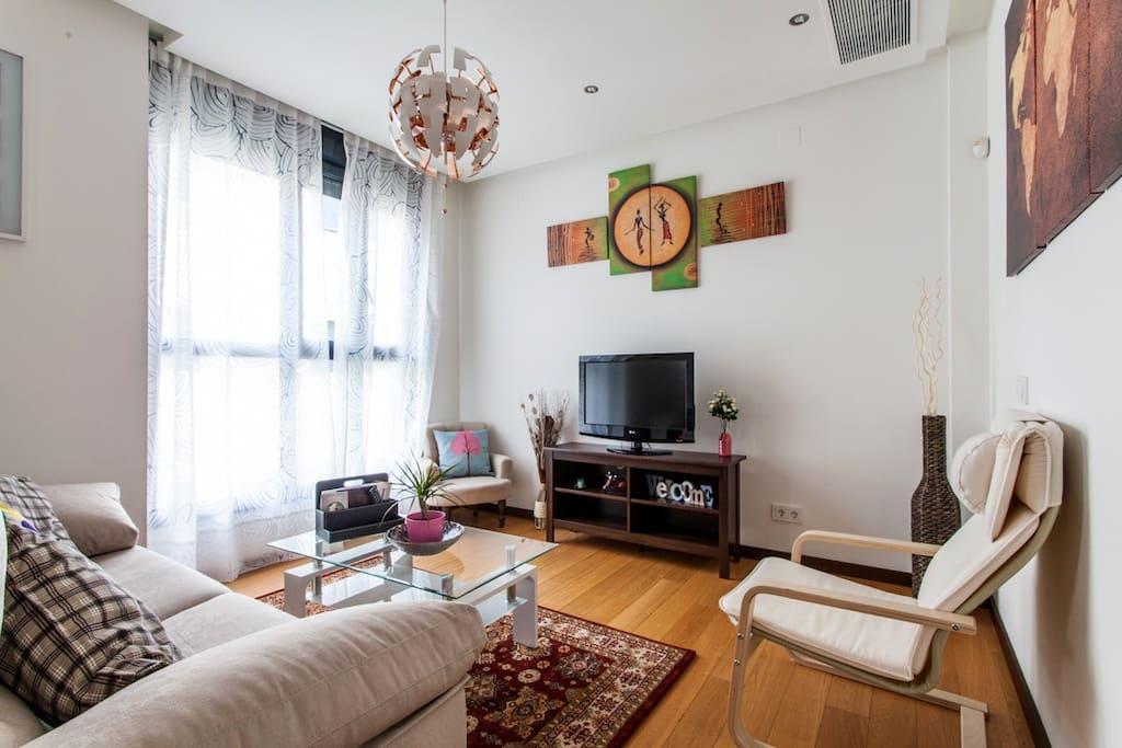 Luxury apartment in triana aptos en complejo for Alquiler de casas en triana sevilla