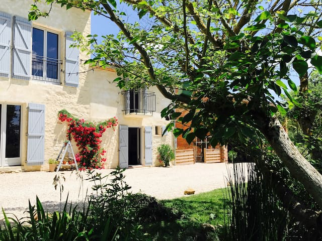 Beautiful country gîte, private pool,near Mirepoix