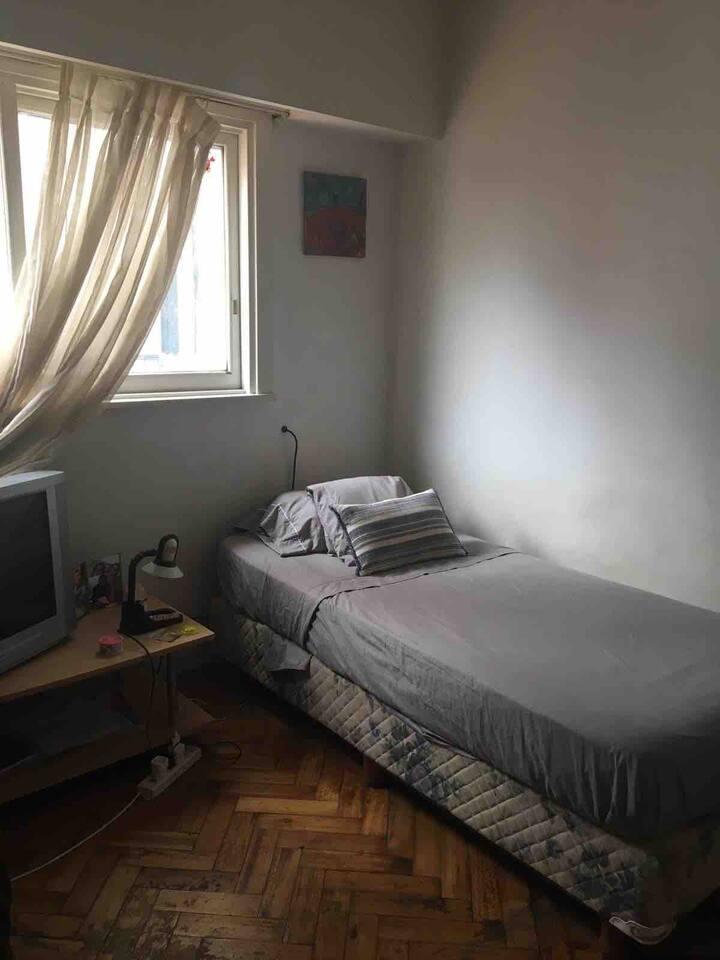 Habitación comfortable