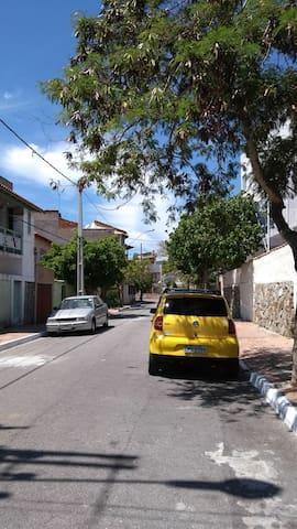 Rua da casa