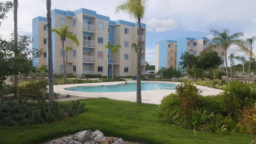 Apartamento en Serena village,  punta  cana