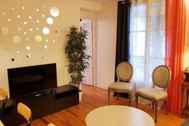 Gorgeous Parisian apartment near montparnasse