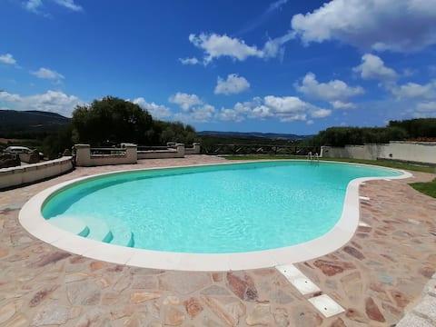 Prijetno stanovanje z bazenom http://iun.gov.