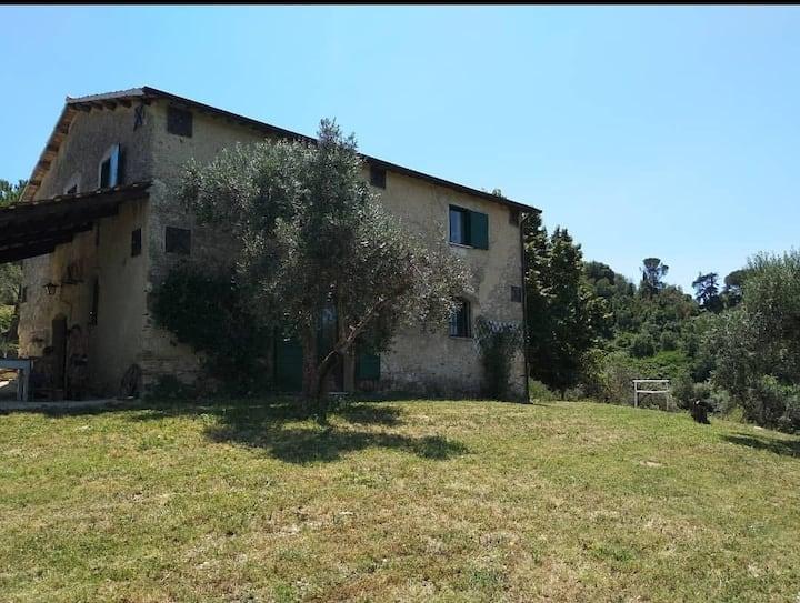 La fattoria di Penelope, a magical place near ROME