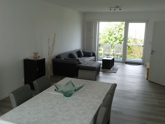 nice und gentle 90 sqm Appartment for 6 Persons
