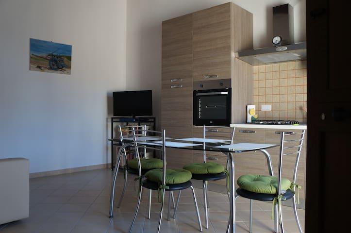 Confortevoli nuovi appartamenti
