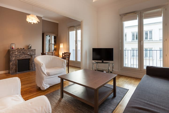 Very nice flat in the heart of citycenter
