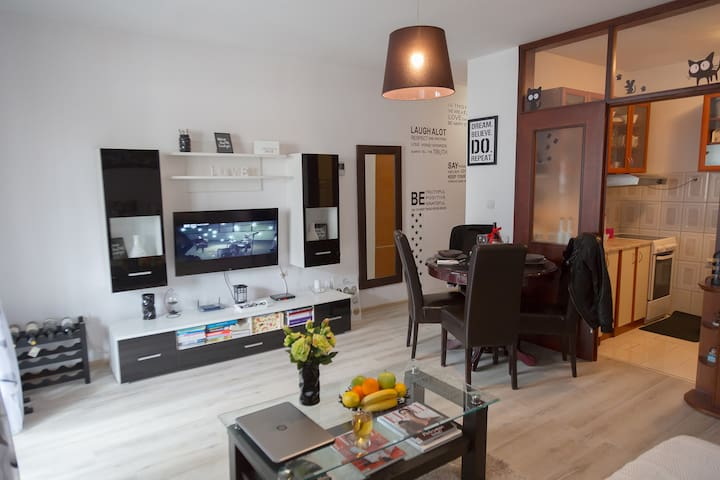 Beautiful 53m2 apartmant Centar - Budva - Appartement