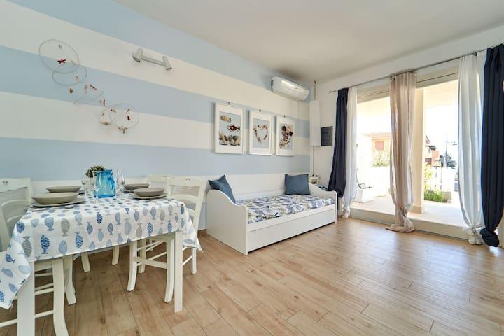 Isola Rossa Beach House
