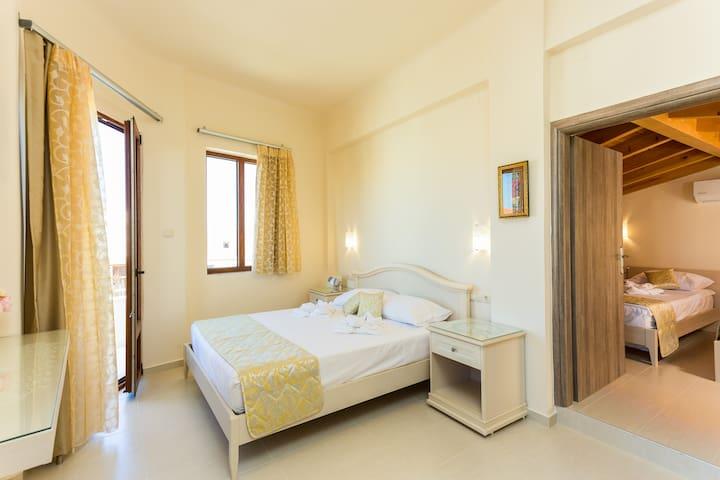 Amalthia room at Polyxenia Boutique Hotel - Rethymno