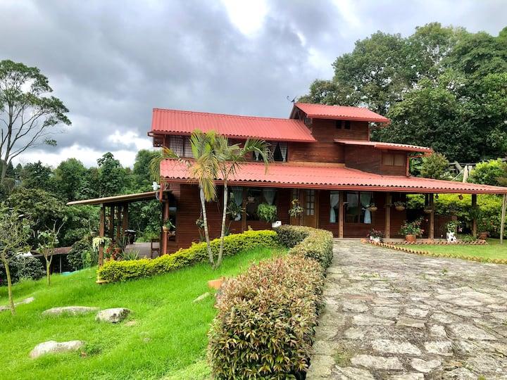 Casa campestre Cachipay Cundimarca