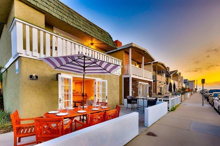 Balboa Island-Newport Beach Condo house