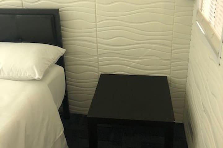 DownTown sleeping pod in a Hotel BnB-2