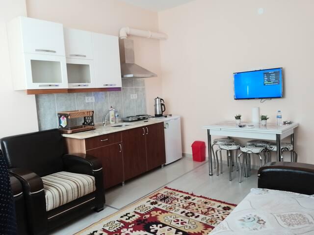 البناء جديد صلح للسكن العائلي