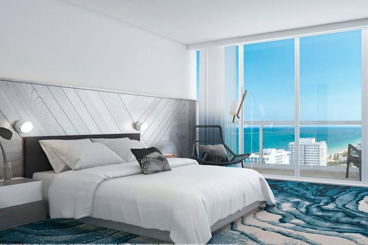 Amazing Ocean View, Luxury, walk to BEACH