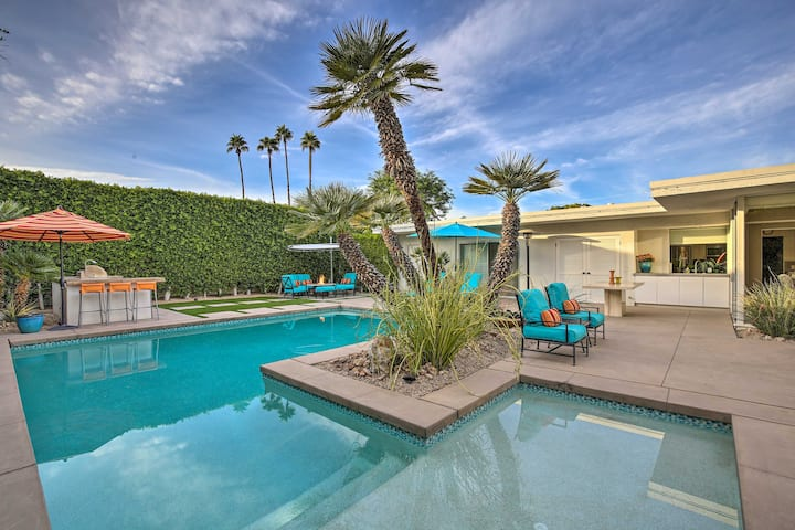 NEW! Luxe Long Term Escape ~2 Mi to Golf Resort!
