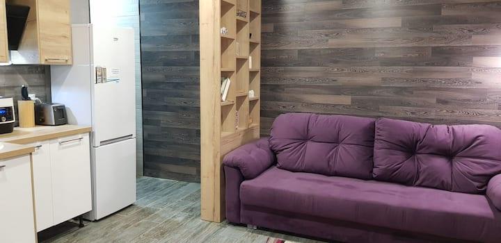 Уютная  квартира ждёт вас