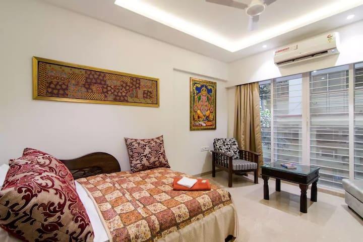 Backpackers special deal ! Bandra (W), Mumbai - Mumbai - Apartamento