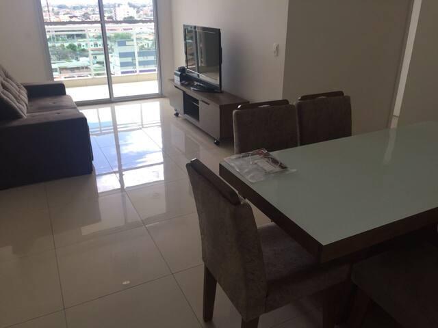 Apartamento Nova Iguaçu Spazio Mário Guimarães