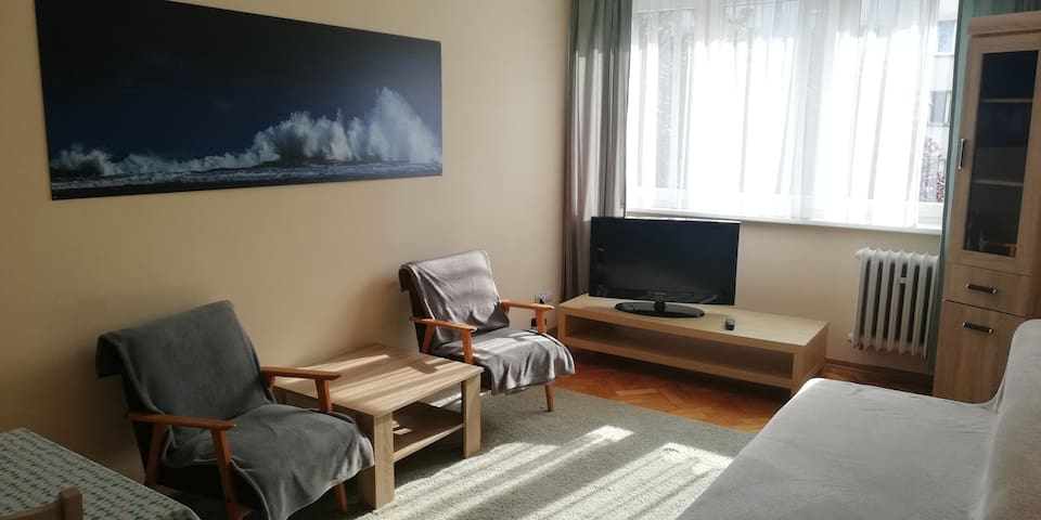 Samodzielne mieszkanie w centrum Kołobrzegu