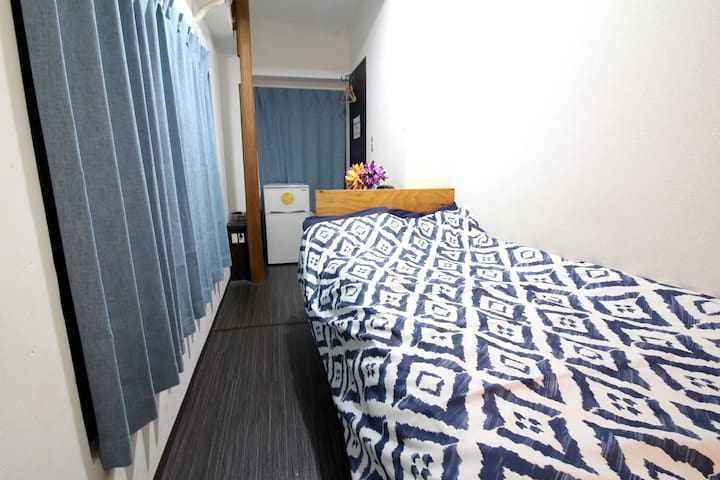 301:Easy access to Tsukiji Market & DisneyLand!!