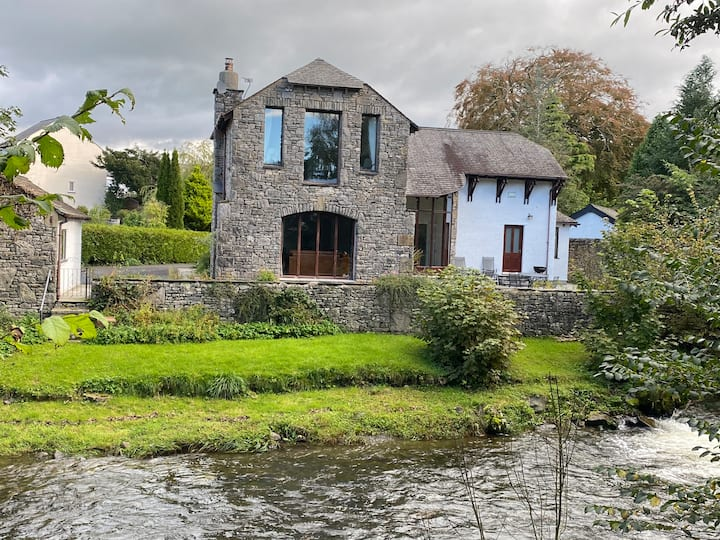 Large Luxury Stone Built Home Kendal Lake District