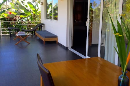 Modern Cozy with Terrace Apartment -A2 - Dumaguete