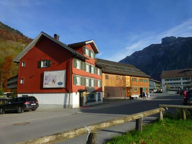 Alps Romantik Ferienhaus - Mellau - Guesthouse