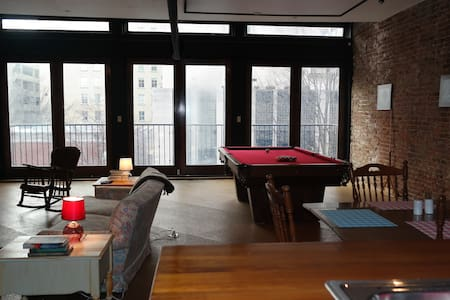 Downtown Condo 3 - Walk to Beale - Memphis - Appartement