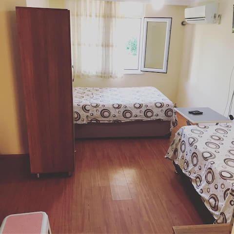 İki Kişilik Apart Oda