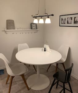 Shared apartment with private room