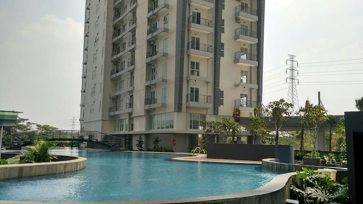 For Rent(min.2night)-Magnolia Tower