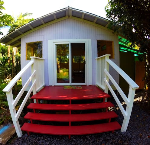 Cozy cottage in beautiful Hana - Hana - House