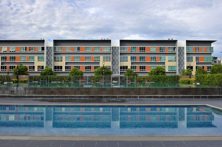 BungaRaya Guesthouse Cybercity Kota Kinabalu Sabah - Kota Kinabalu - Appartement