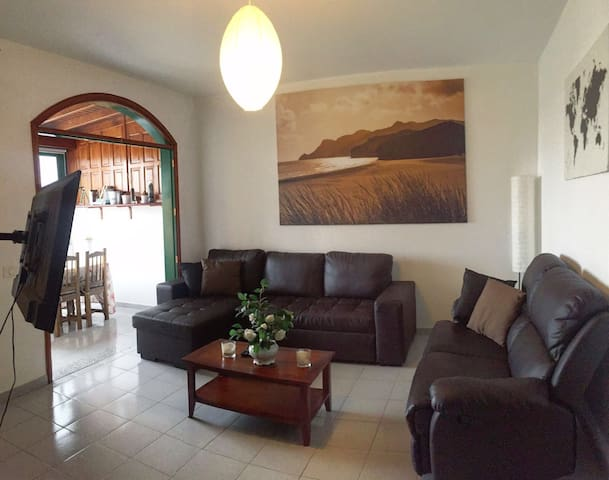 Apartment in the center of playa blanca
