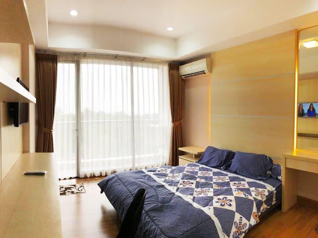 BEVERLY DAGO @Central Bandung Studio Apartment-3