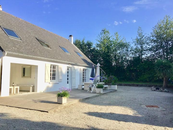 Villa de Théville en Cotentin