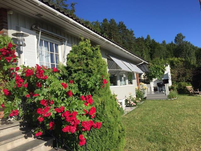 Sommerhus ved sjøen til leie på Nøtterøy