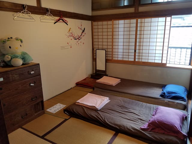 Cozy JAPANESE ROOM - 10 minutes to Shibuya