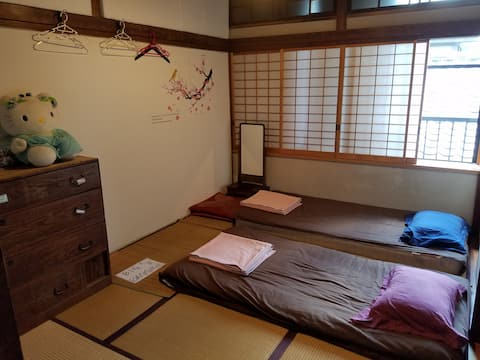 Cosy JAPANESE ROOM-10mnt to Shibuya