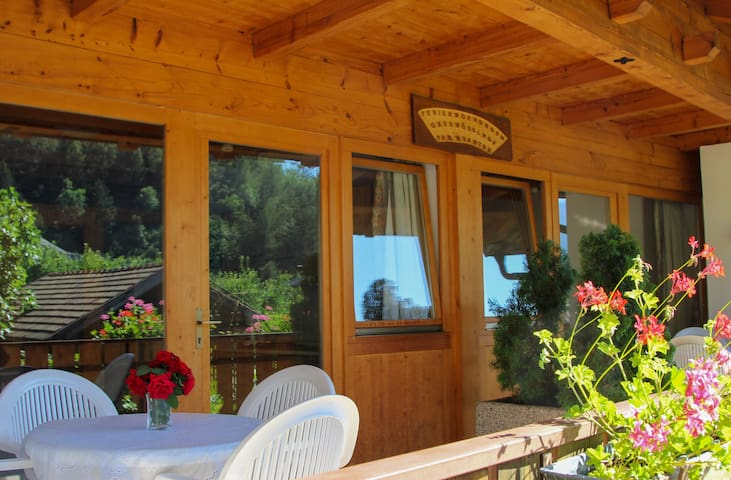 Cosy Apartment A-Obermösslhof with Wi-Fi, Terrace & Mountain View; Parking spaces available