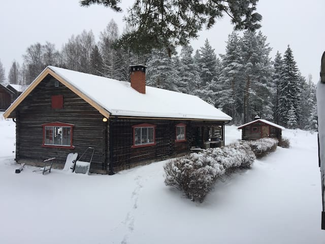 Green Apple Lodge in Blyberg - Älvdalen
