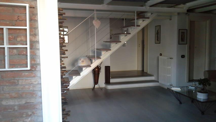 Loft in centro storico a Pistoia - Pistoia - Loft