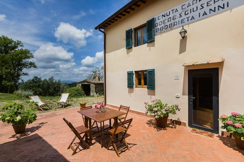 """Flat """"Cecilia""""- relax andTuscany countryside"""