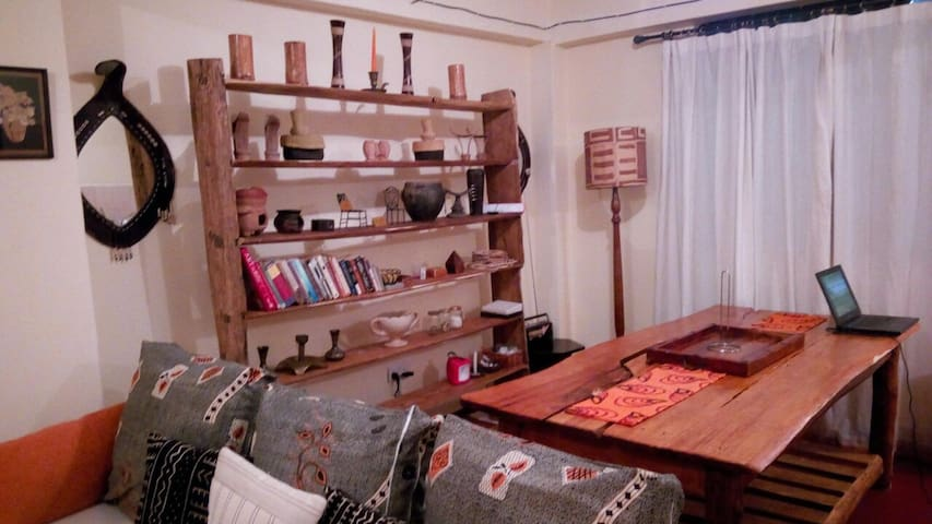 Cosy 2 bedroom apartment in the heart of Nanyuki.