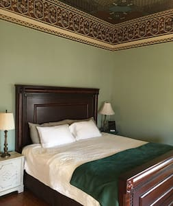 Highlands Mansion: Garden Suite - Denver