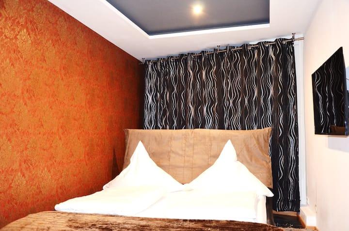 Apartment mit einem Schlafzimmer Delux