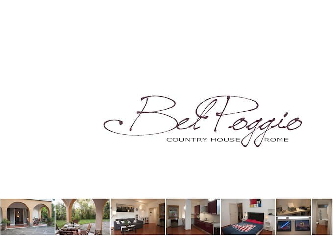 Bel Poggio Country House Roma - Rom