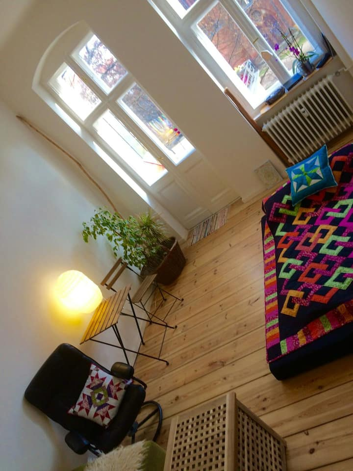 Beautiful 18m² cozy room by Tempelhof!