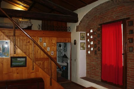 Apartament in Florence country with swimmingpool - Pontassieve - Natur lodge
